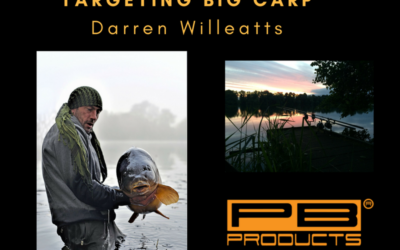 Targeting Big Carp by Darren Willeatts